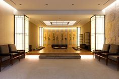Raum weddings artcenter  www.theraum.co.kr 폐백실 Lobby Reception, Reception Areas, New Chinese, Chinese Style, Korean Traditional, Banquet, Citizen, Furniture, Weddings