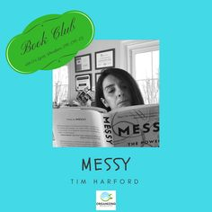 Messy - Tim Harford