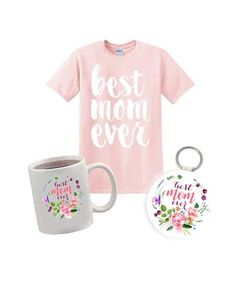 Personalized gifts for all occasions - baby, wedding, graduation and more; adding a personal touch is easy when you shop with us. Baby Wedding, Personalized Shirts, Best Mom, Graduation, Touch, Mugs, Tableware, Easy, Shop