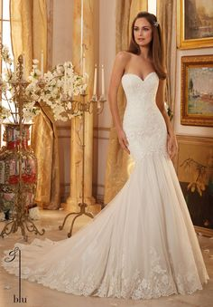 Blu - 5475 - All Dressed Up, Bridal Gown