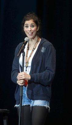 Sarah Silverman performs at the 2014 Oddball Comedy Festival at the PNC Bank Arts Center in Holmdel, N.J., on Aug. 17, 2014