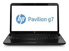 #HP #Pavilion g7-2270us #Laptop loaded with great features for multimedia, entertainment and processing. A sleek finish and thin design and powerful performance for speed.