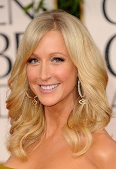 Lara Spencer Photos - Lara Spencer at Good Morning America - Zimbio Different Hairstyles, Cute Hairstyles, Most Beautiful Women, Beautiful People, Laura Spencer, Timeless Beauty, Hair Dos, Plastic Surgery, Online Shopping Clothes