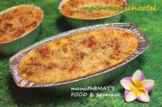 HOME COOKING : RESEP MACARONI SCHOOTEL • Hobbiesrobby Eat And Go, Macaroni, Cooking, Ethnic Recipes, Food, Noodles, Meal, Kochen, Essen