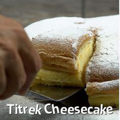 Köpük köpük yumurta beyazlı, bol yumurta sarılı pofuduk kıvamını alan tir tir titreyen Japon icadı bir cheesecake tarifi.