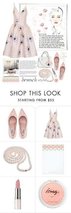 """""""Mothers Day Brunch Goals"""" by emcf3548 ❤ liked on Polyvore featuring Dune, Chi Chi, DaVonna, EASTON and brunchgoals"""