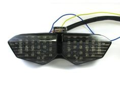 Smoke LED Tail Light with turn signal for Yamaha R6 2003 2004 2005 R6s 2006 2007 2008