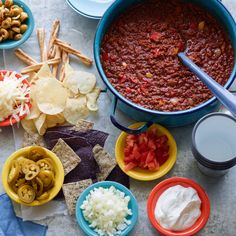 Indian Summer Turkey Chili By Rachael Ray