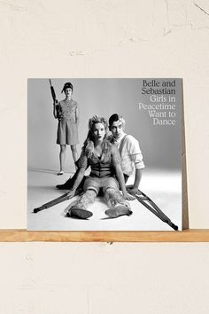 Belle And Sebastian - Girls In Peacetime Want To Dance 2XLP