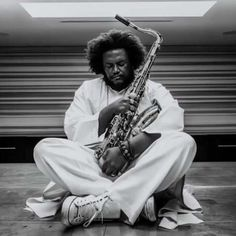 Kamasi Washington #brainfeeder