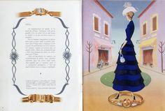 Omega (Watches) 1948 Catalogue Clerc (Jewels) Balmain, Fath, Lelong, Piguet, A. Barlier, 21 Pages | Hprints.com