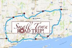 Take This Road Trip Through Connecticut's Most Charming Small Towns For An Amazing ExperienceYou can visit every county in just under 6 hours of drive time!
