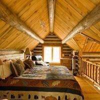 How To Create A Mountain Cabin Bedroom Theme at Ideal Home & Garden