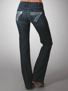 Seven Jeans - Dojo Original Trouser-the only trousers that make me feel like I am in yoga pants!