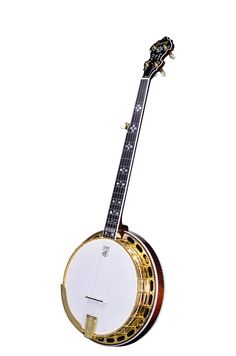 Deering Golden Classic™ 5-String Banjo. Get one and learn to play it.