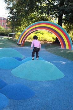The Fairytale Playground in Malmö