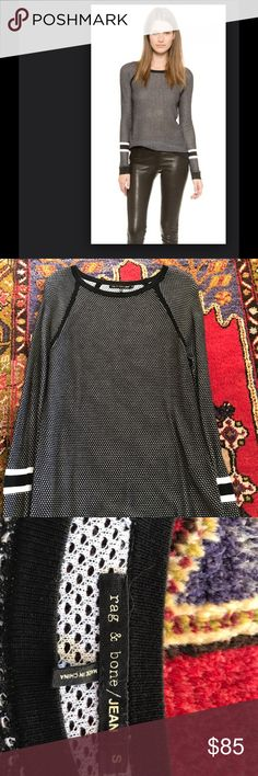 NWOT rag and bone pullover Never worn Rag and Bone pullover sweater. Super cute and comfy. rag & bone Sweaters