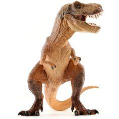 Papo - Tyrannosaurus, figura de dinosaurio pintada a mano (2055001): Amazon.es: Juguetes y juegos