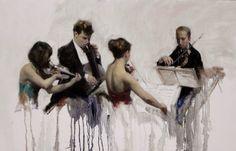 Michael Alford - Quartet | Oeuvre d'Art en Vente Artsper