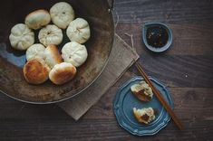 Panfried Pork Steamed Buns (Shengjian Bao) Recipe on Food52 recipe on Food52