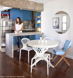 blog de decoração - Arquitrecos: Cozinhas americanas - Coletânea de ideias!