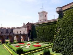 Montjuic, Castle, Barcelona Guide, Barcelona. Will use this guide