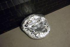 'Quelle Fête' | Melted Disco Balls by Rotganzen