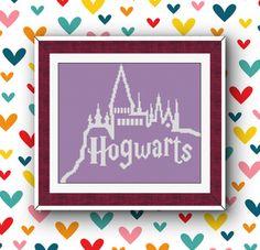 BoGo Pattern cross stitch Hogwarts Instant Download by LolitaMade