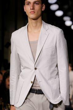 Hermès Spring 2015 Menswear.