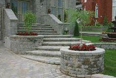 landscape stone and pavers   Landscaping Stones and Pavers