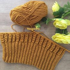 9 Tips for knitting – By Zazok Easy Knitting Patterns, Knitting Stitches, Knitting Designs, Baby Knitting, Knitting Videos, Knitting For Beginners, Yarn Tail, Handmade Bags, Knitted Hats