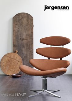 Erik Jørgensen - Corona Corona is light yet has a sculptural gravity that is not easily forgotten.