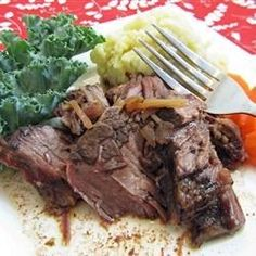 Marie's Easy Slow Cooker Pot Roast - Allrecipes.com