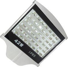 Folosind sistemul de iluminat cu LED ce prezinta cel mai eficient raport consum energetic-grad de iluminare disponibil pe piata la acest moment LAMPA STRADALA LED 42W ALB RECE asigura un flux luminos impresionant de 3780LM la un consum de doar 42W. Thing 1, Led, Mixer, Music Instruments, Audio, Blenders, Musical Instruments