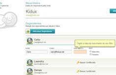 Sistema - Kidux
