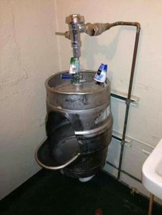 Now that's a good urinal!