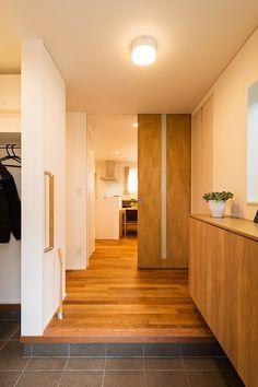 勾配天井とたたみリビングのある家 | 新潟のデザイン住宅 自然素材の木の家 アーキレーベル(株)鈴木組