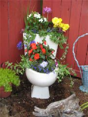 Now that we have an extra toilet... Thinking this would look nice next to the outdoor bathtub. What say you, @Chad Radtke?