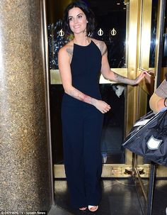 Missing the Blindspot: Jaimie Alexander caused a kerfuffle when she left the Late Show in ...