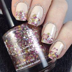 Cute nails ...