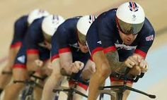 Olympics 2016 track cycling.