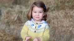 Princess Charlotte 2nd Birthday by HRH Duchess of Cambridge