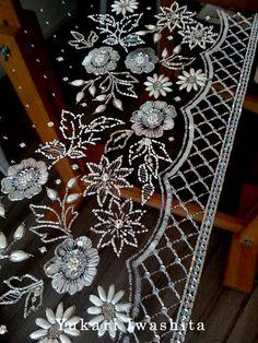 Yukari Iwashita | haute couture embroidery