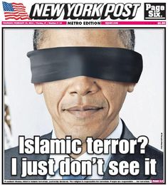 Free Zone Media Center News: OUR BLIND MUSLIM GAY PRESIDENT ? EVERYBODY DUCK AN...