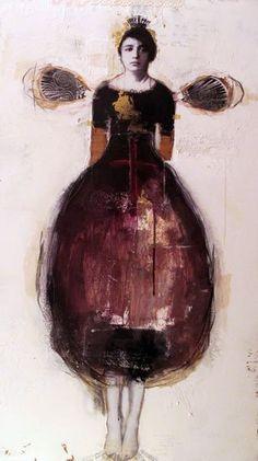 Au coeur de la cible DOMINIQUE * FORTIN https://www.facebook.com/Dominique.Fortin.artiste.peintre?ref=hl http://www.lafeedargent.com/