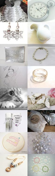 Christmas gifts by Elena L. on Etsy--Pinned with TreasuryPin.com