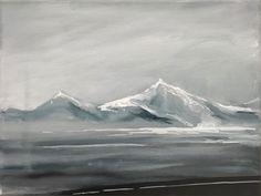 Nu in de #Catawiki veilingen: Joost Verhagen - Tasman Glacier - NZ