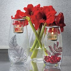 PartyLite Fall/Holiday 2013 Retirements - Clearly Creative Votive Trio - michellemybell4@hotmail.com