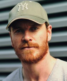 Michael Fassbender I love Ginger Men