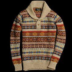 men's sweater but i LOVE it